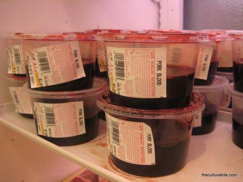 Pork Blood
