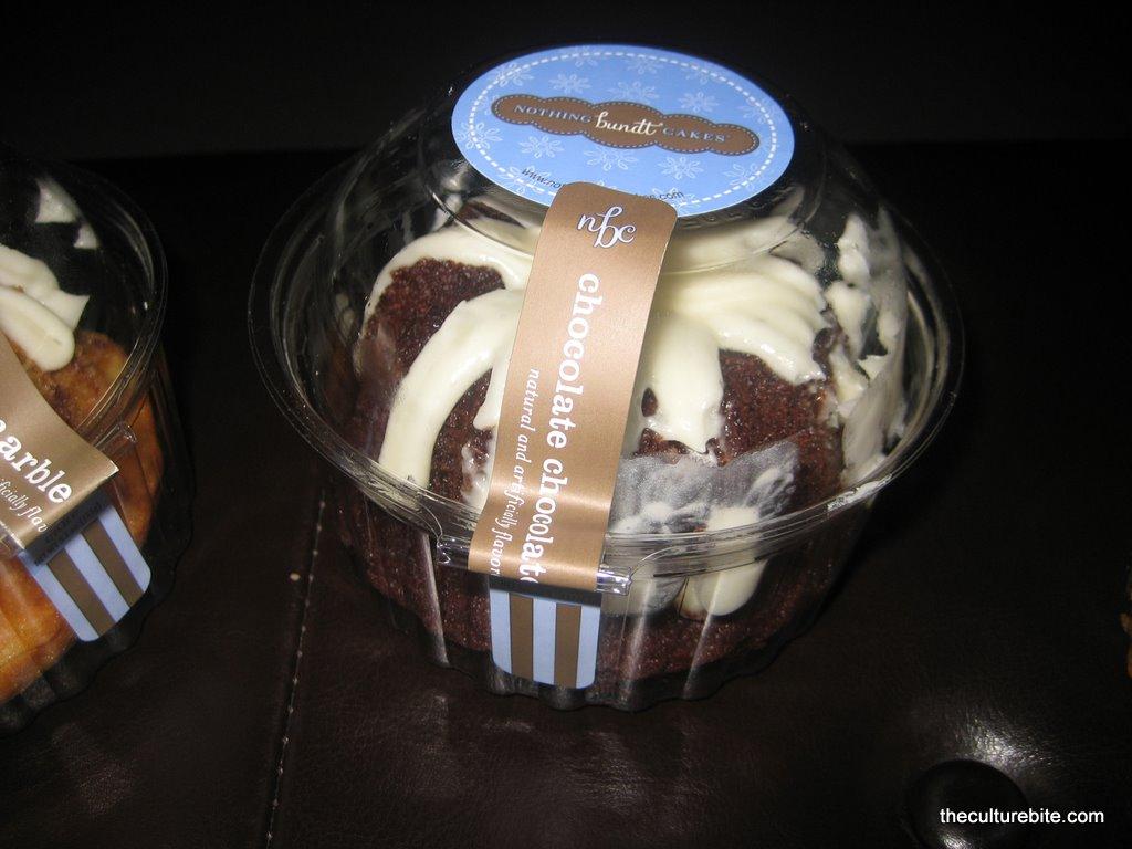 Bundt Cake Las Vegas Sahara