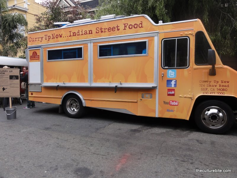 Curry Up Food Truck Sf