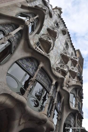Barcelona Gaudi Casa Batllo