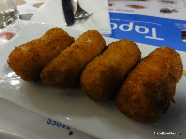 Barcelona Tapa Tapa Croquettes