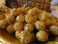 Barcelona Excriba Pine Nut Balls