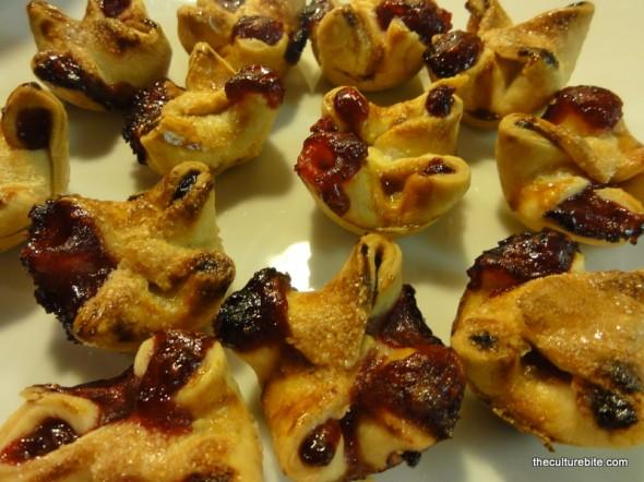 Sam's Kitchen Cranberry Tartlets