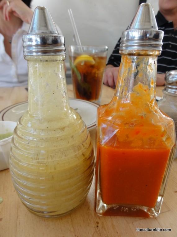 Criolla Sauces