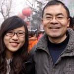 My Second Favorite Daddy and Daughter in China