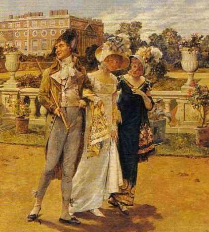Jane Austen Mr Darcy The Regency And Vanity Fair Part