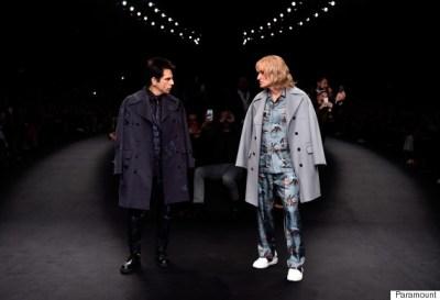 Zoolander Steals the Show at Paris Fashion Week