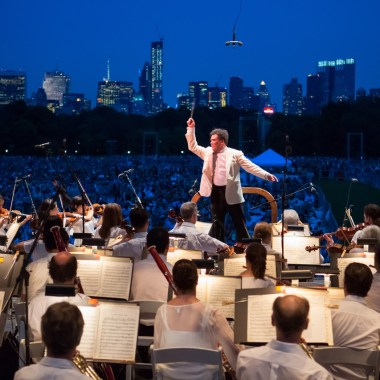 NY Philharmonic's Concerts in the Parks Returns With Free Classical Music & Fireworks