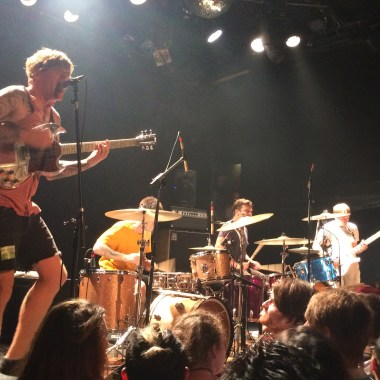 Thee Oh Sees Played Bowery Ballroom, Playing Warsaw Later This Week (Pics)