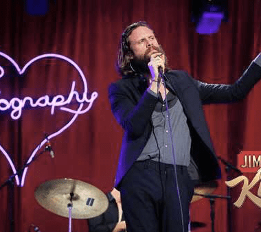 Father John Misty Performs 'The Ideal Husband' on 'Jimmy Kimmel' (Video)