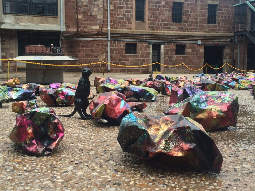 Your Guide to the 2016 Governors Island Art Fair (Photo Gallery)