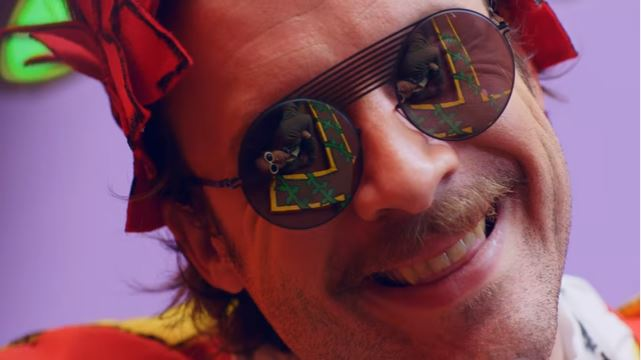 """Father John Misty Teams with Adam Green for Glorious """"Total Entertainment Forever"""" Video"""