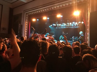 Watch Ty Segall & the Freedom Band Perform New Songs at Brooklyn's Warsaw (Setlists, Pics)