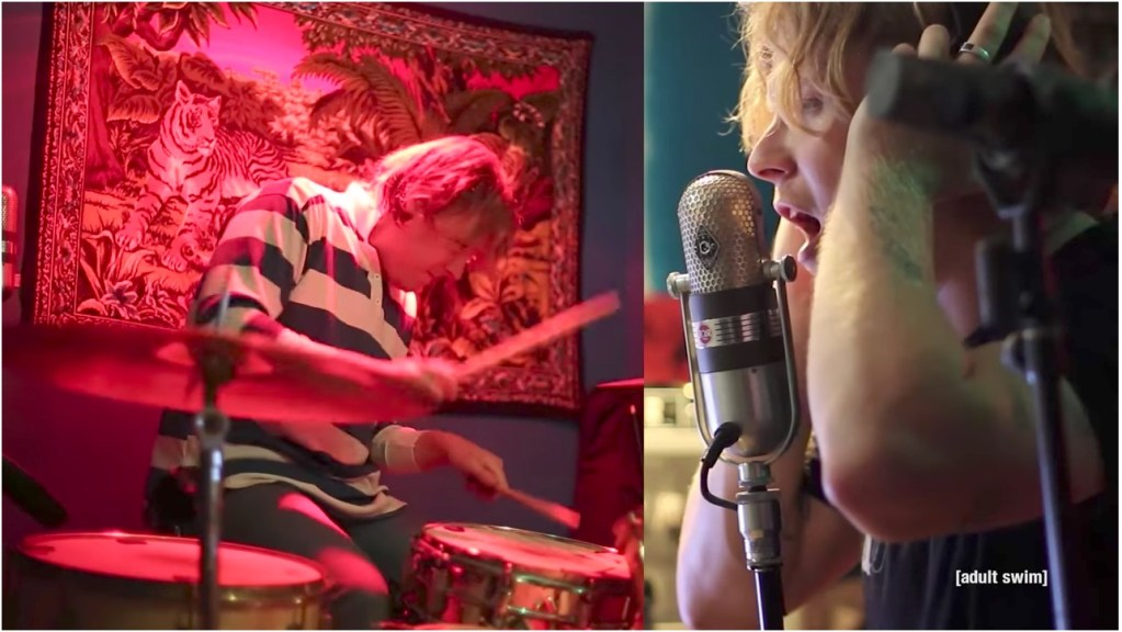 Ty Segall Delivers Sketch-Rock Cover of Adult Swim's Squidbillies Theme Song
