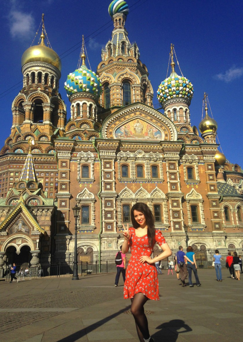 The Beautiful Church Of Our Savior On Spilled Blood St Petersburg The Culture Map