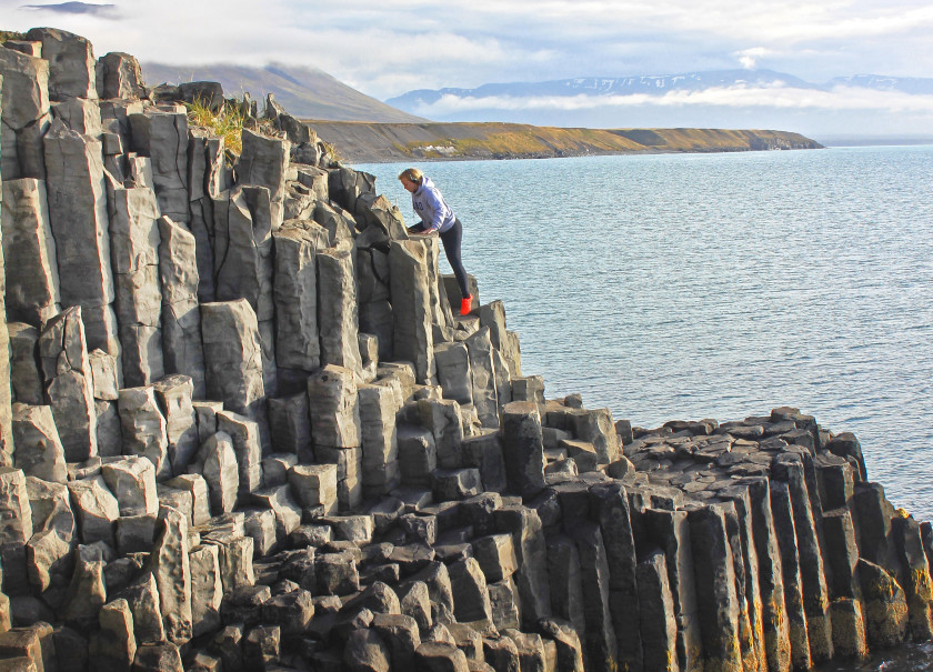 Geology Rocks! Basalt Columns in Iceland | The Culture Map
