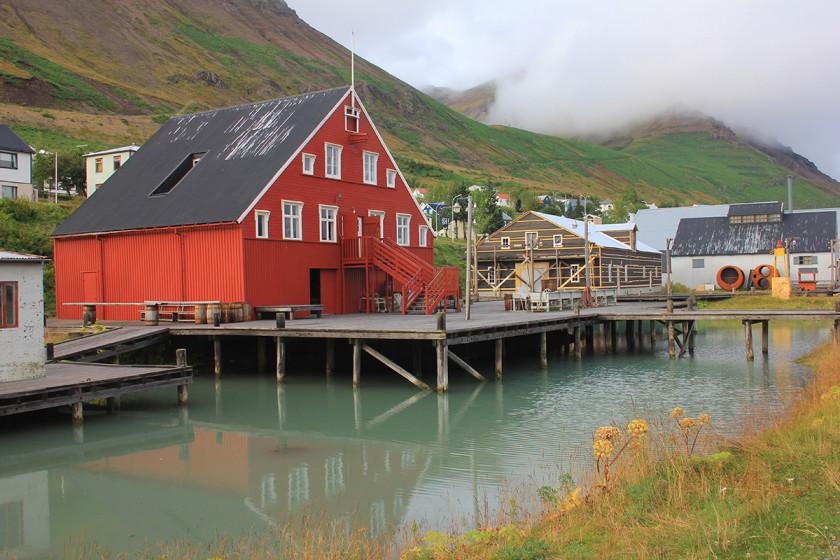 Icelandic Fishing Villages
