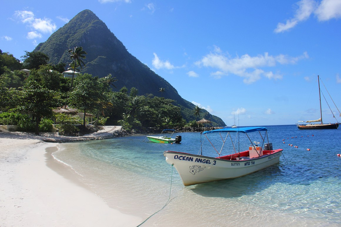 Location St Lucia In Caribbean: Fun Things To Do In St Lucia