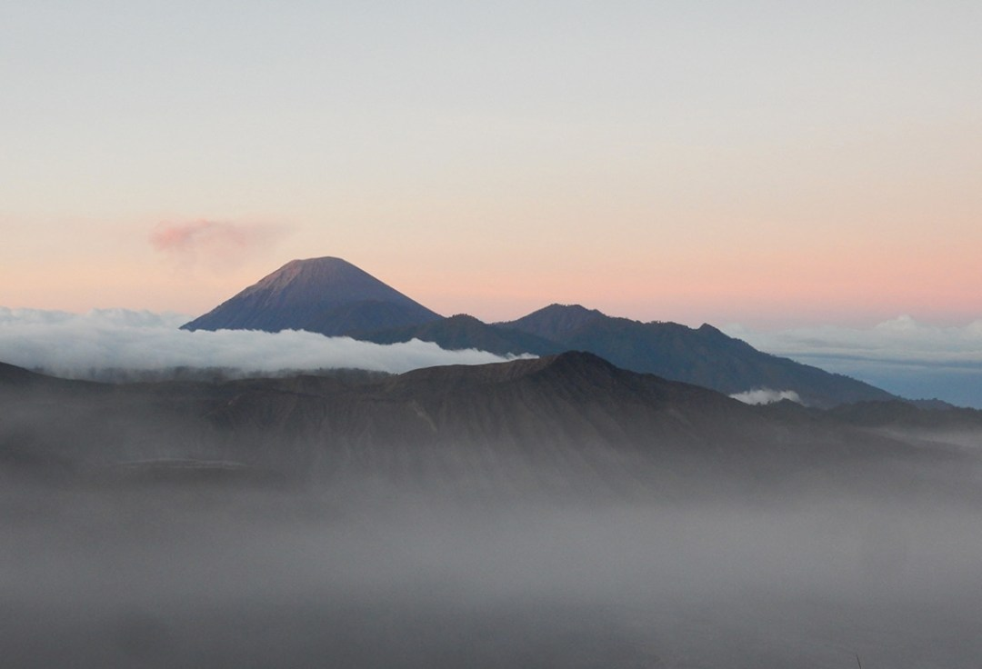 Hiking Mount Bromo A Travel Guide The Culture Map Sunset Full Destination Clouds Passing Slowly Across Indonesia