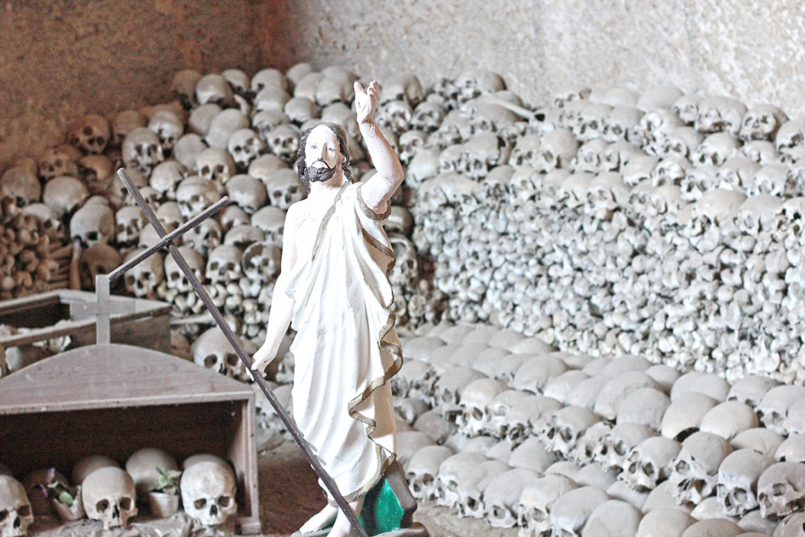 Fontanelle Cemetery - Things to do in Naples, Italy