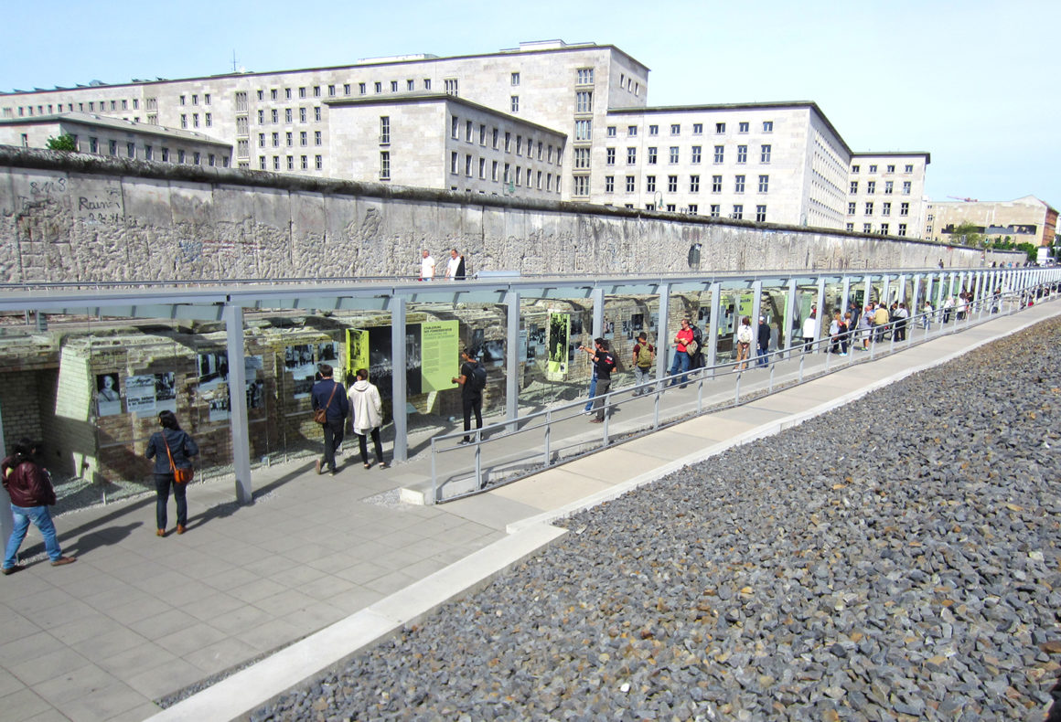 The Topography of Terror Museum in Berlin - 2 day travel itinerary