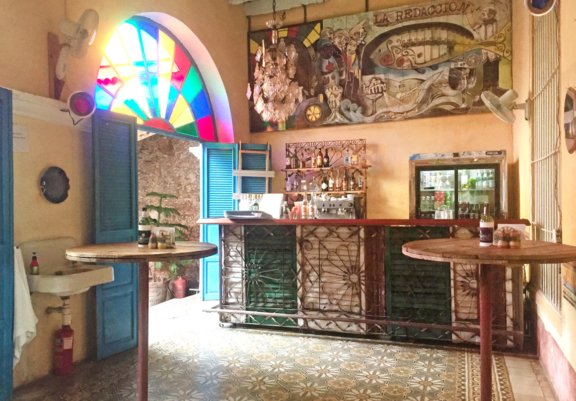La Redaccion - Best places to eat and drink in Trinidad, Cuba