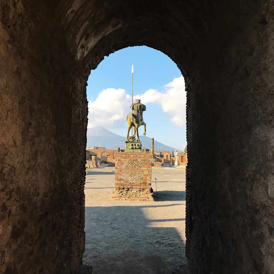 How to explore Naples in 3 days - including Pompeii and Mount Vesuvius