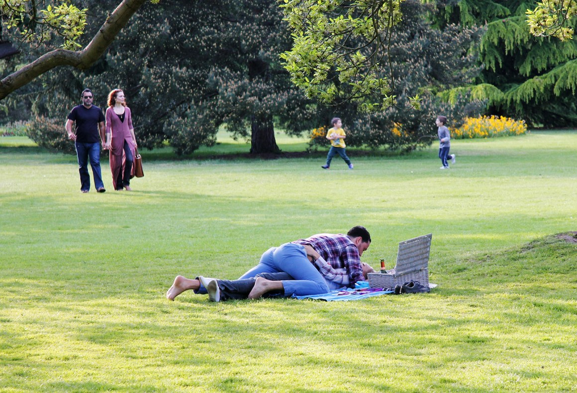 Have a picnic in Greenwich Park - things to do in London