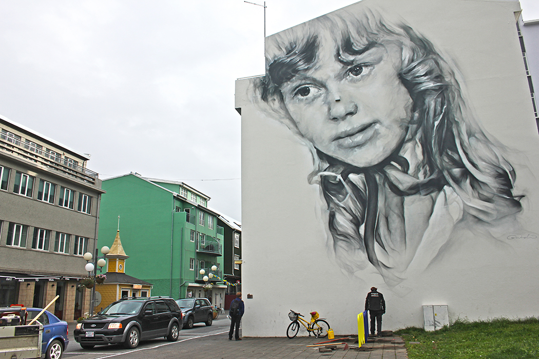 Akureyri, Iceland - most colourful towns and cities in Scandinavia