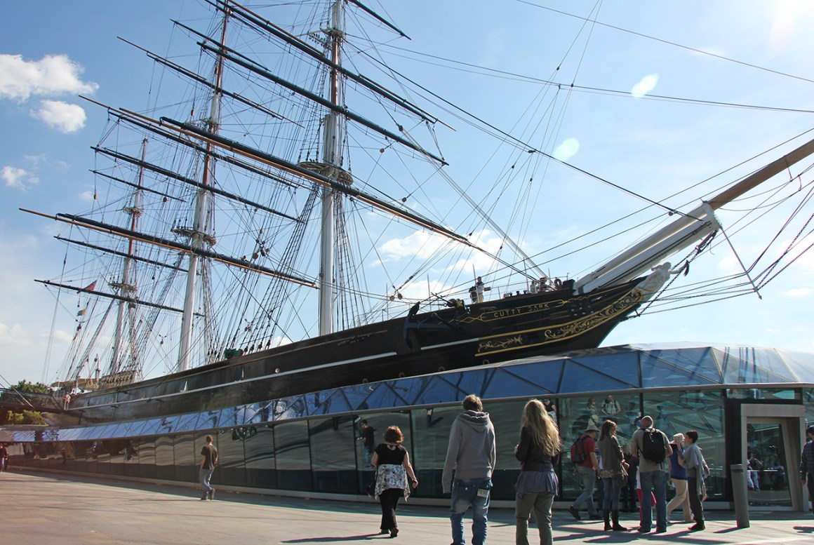 Cutty Sark - Things to do in Greenwich, London