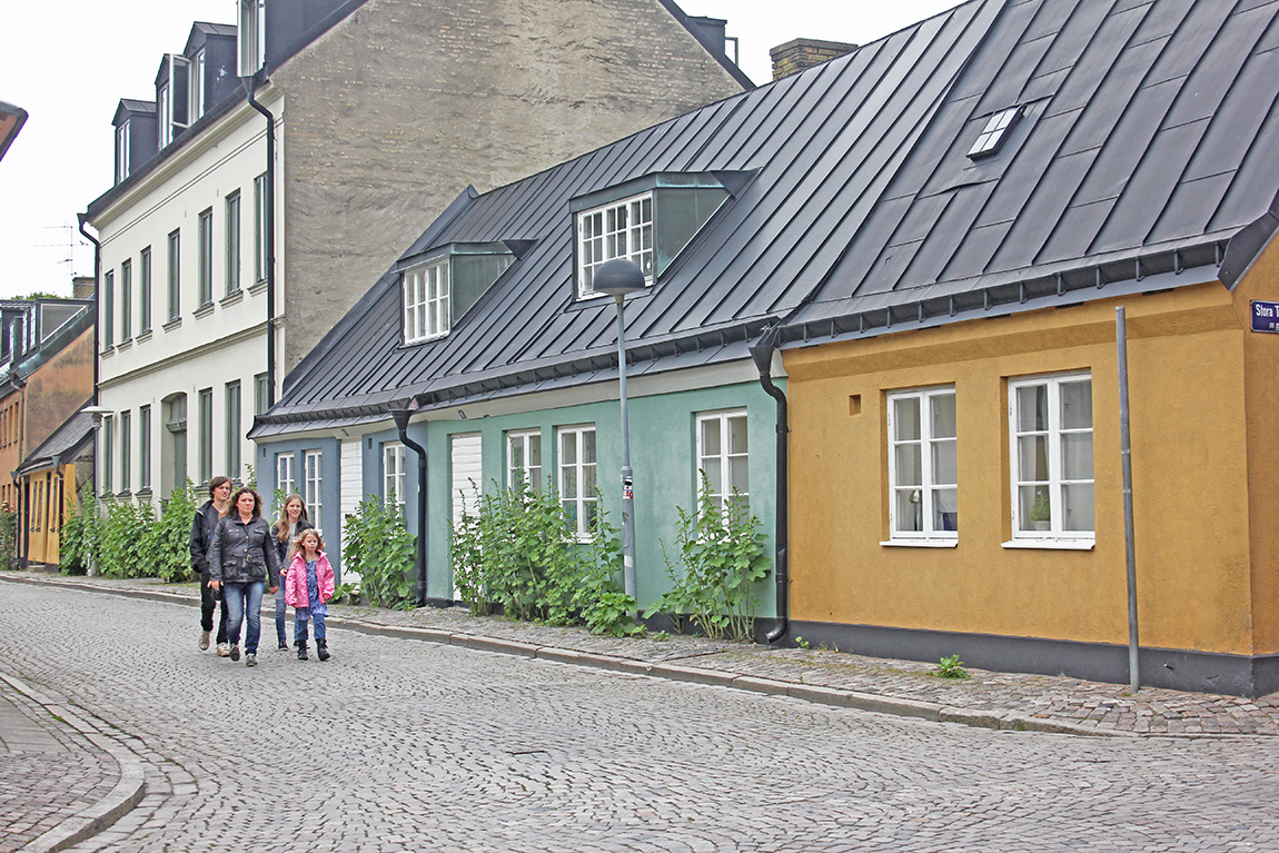 Lund, Sweden - Most colourful towns and cities in scandinavia
