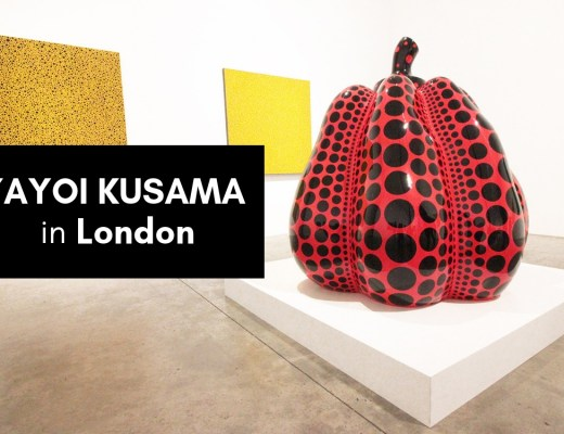 Yayoi Kusama - Exhibition at Victoria Miro gallery, London