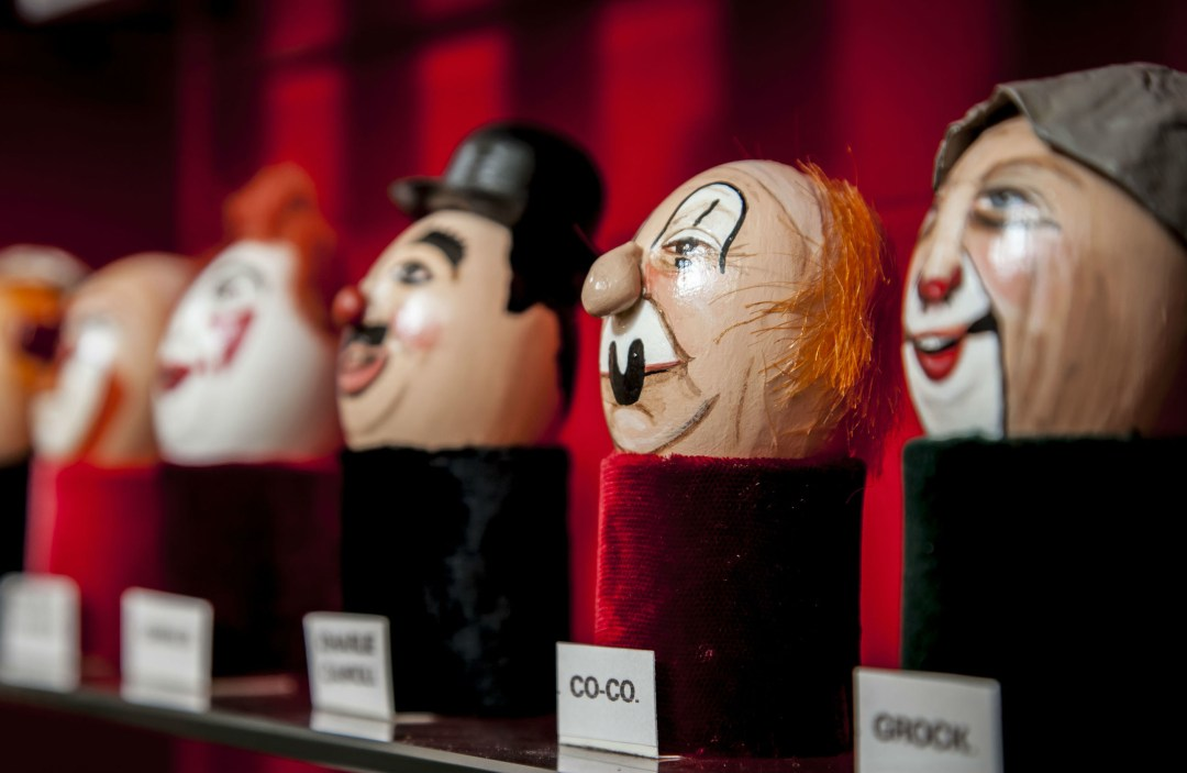 Clowns Gallery Museum - Visit London's most eccentric museums