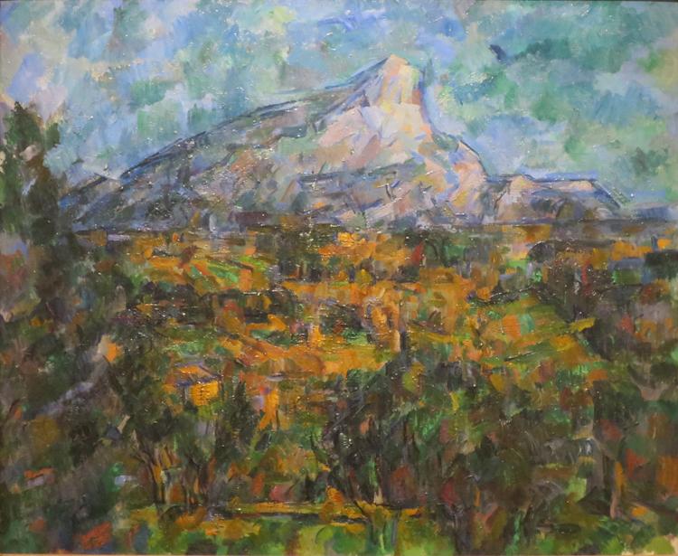 https www theculturium com paul cezanne la montagne sainte victoire
