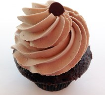 Mocha Latte Coffee Cupcake