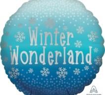 Winter Wonderland Balloon