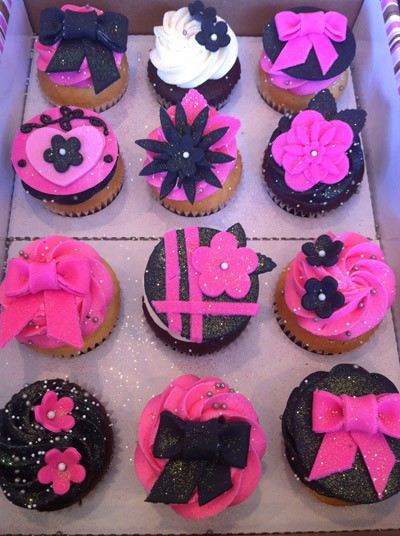 Custom Cupcake Creations For Special Occasions The Cupcakery