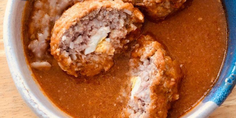 Mexican meatballs recipe