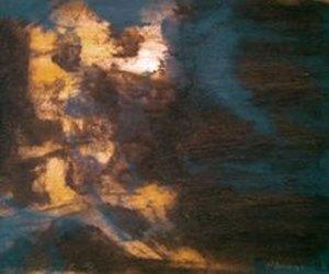 Hughie O'Donoghue, Death or Glory, carborundum print