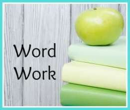 Work Work Resources Free from The Curriculum Corner