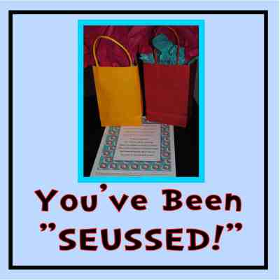 You've Been Seussed!
