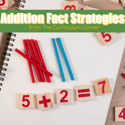 Strategies to Help Students Master Addition Math Facts