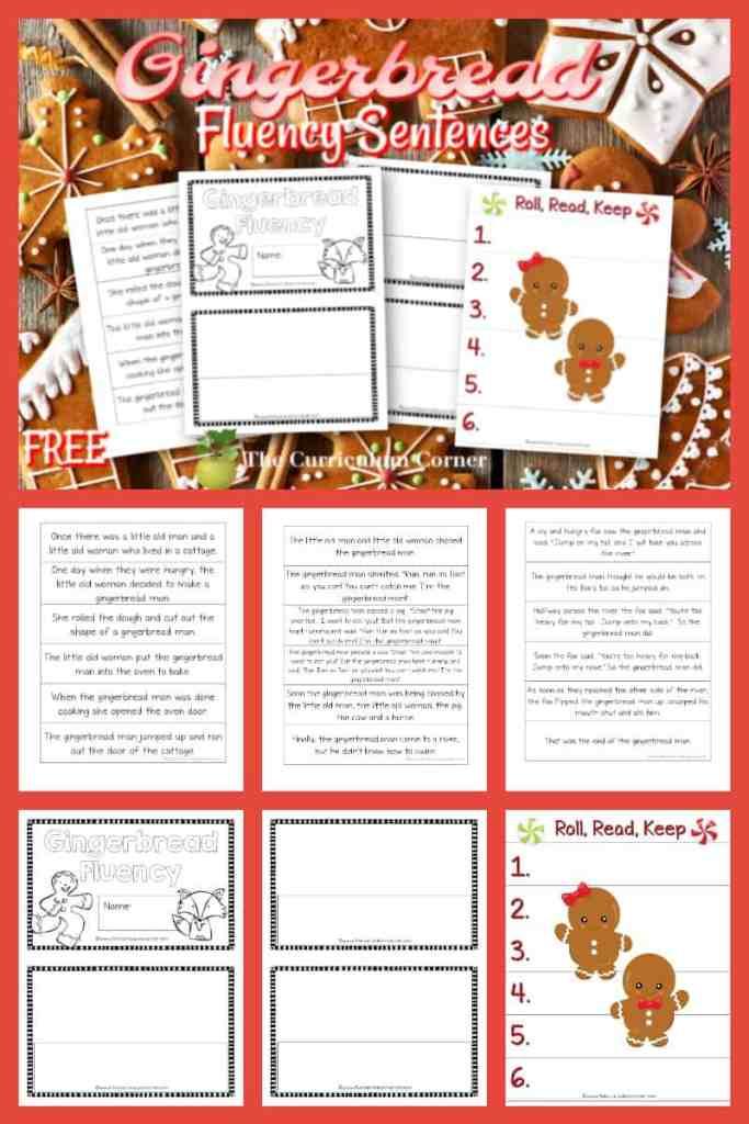 gingerbread fluency