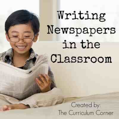 Writing Newspapers in the Classroom