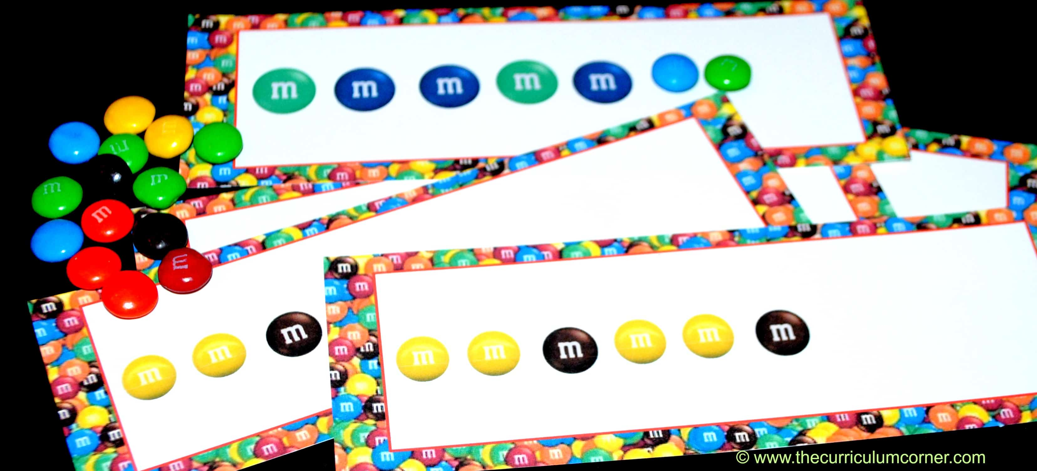 Math Fun With M Amp M S