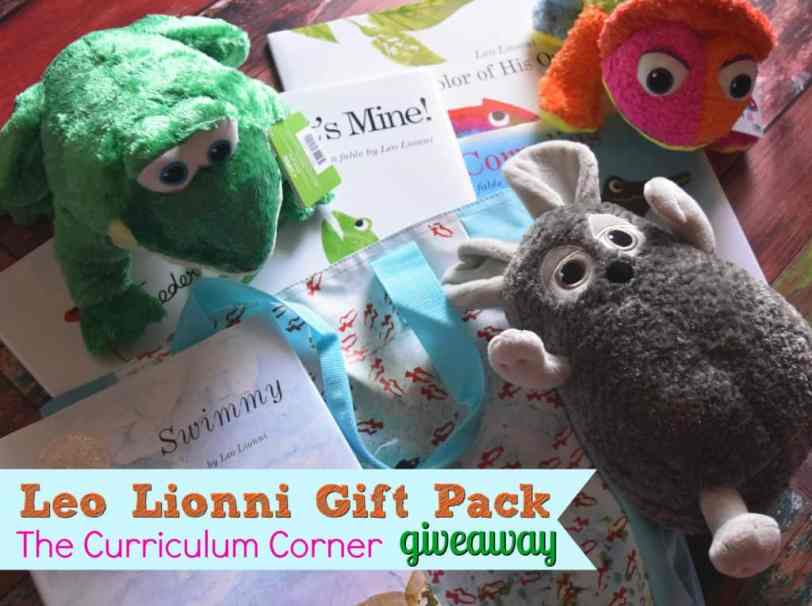 FREE Leo Lionni Resources from The Curriculum Corner