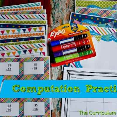 Computation Centers for Math Practice