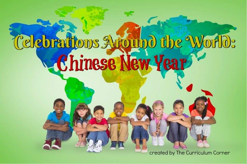 This Chinese New Year booklet is designed to help you in a December celebration of holidays around the world. FREE holidays around the world booklet.