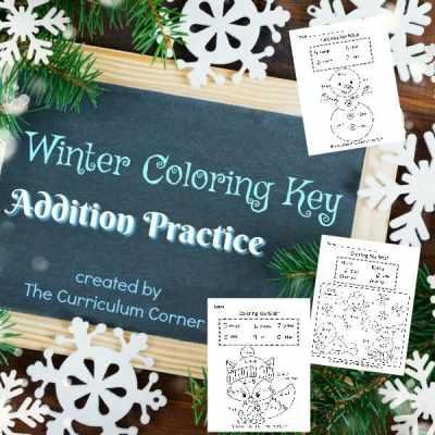 Winter Color Key Addition