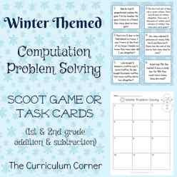 Winter Problem Solving 2